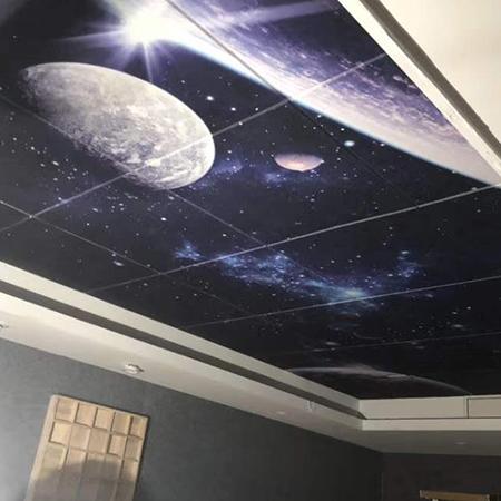 星空顶工程案例