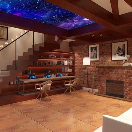 光纤星空灯的特点是什么