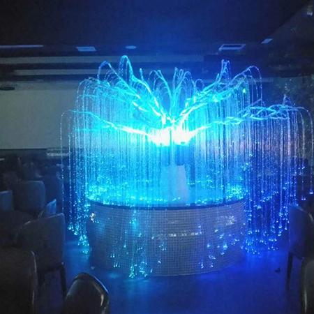 照明光纤各场所应用注意事项