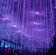 安徽网红光纤灯产生的光影效果怎么样呢?